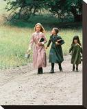 Little House on the Prairie (1974) Stretched Canvas Print