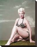Sheree North Stretched Canvas Print