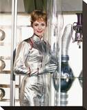 June Lockhart, Lost in Space (1965) Stretched Canvas Print