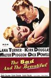 The Bad and the Beautiful Stretched Canvas Print
