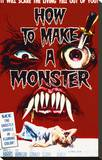 How to Make a Monster Stretched Canvas Print