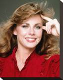 Jan Smithers, WKRP in Cincinnati (1978) Stretched Canvas Print