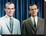 The Smothers Brothers Show (1965) Stretched Canvas Print