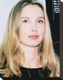 Julie Delpy Stretched Canvas Print