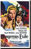 Dangerous Exile Stretched Canvas Print