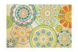 Spirographics Giclee Print