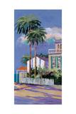 Key West II Reproduction procédé giclée par Jane Slivka