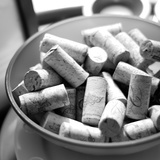 Corks I Photographic Print by Gail Peck