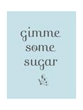 Sugar Premium Giclee Print