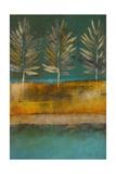 Midnight Island I Posters by Lanie Loreth