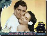 Mutiny on the Bounty Stretched Canvas Print
