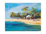 Havana Nights Premium Giclee Print by Jane Slivka
