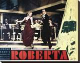 Roberta Stretched Canvas Print