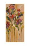 Wild Flowers II Premium Giclee Print by Jane Slivka