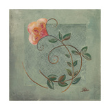 Ornaments in Green II Giclee Print by Patricia Quintero-Pinto