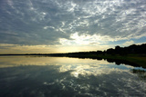 Reflections of the Sky Photographic Print by Gail Peck
