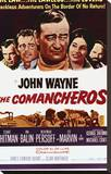 The Comancheros Stretched Canvas Print