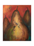 Pear I Giclee Print by Patricia Quintero-Pinto