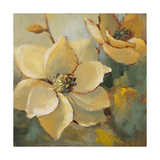 Magnolias after the Rain I Premium Giclee Print by Lanie Loreth