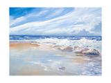 Beach Giclee Print by  Kingsley