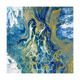 Tropical Storm I Premium Giclee Print by Roberto Gonzalez