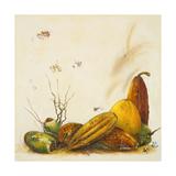 Racimo de Cocos II Giclee Print by Patricia Quintero-Pinto