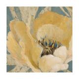 Jaune Poppy Giclee Print by Lanie Loreth