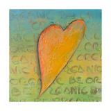 Be Organic II Premium Giclee Print by Patricia Quintero-Pinto