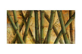 Bamboo Forest I Prints by Patricia Quintero-Pinto