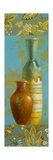 Vases on European Floral I Premium Giclee Print by Lanie Loreth