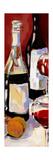 Wine and Dine I Premium Giclee Print by Jane Slivka