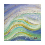 The Sea II Giclee Print by Patricia Quintero-Pinto