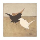 Birdies I Premium Giclee Print by Patricia Quintero-Pinto