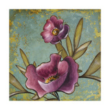 Purple Poppies I Giclee Print by Lanie Loreth