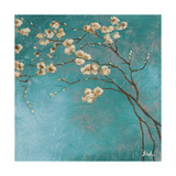 Glamorous on Teal II Giclee Print by Patricia Quintero-Pinto