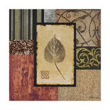 September Leaf Premium Giclee Print by Michael Marcon