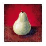 Pear Premium Giclee Print by Lanie Loreth
