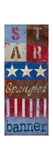 Star Spangled Banner Giclee Print by  Kingsley