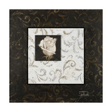 Ornaments and Rose I Giclee Print by Patricia Quintero-Pinto