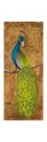 Peacocks II Premium Giclee Print by  Josefina