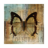 Polyurabutterfly I Giclee Print by Patricia Quintero-Pinto