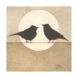 Birdies II Premium Giclee Print by Patricia Quintero-Pinto