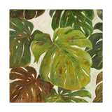 Green Touch I Giclee Print by Patricia Quintero-Pinto
