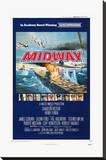 Midway Stretched Canvas Print