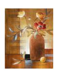 Afternoon Poppy Still Life II Reproduction procédé giclée par Lanie Loreth