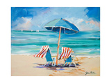Honeymooners Delight Premium Giclee Print by Jane Slivka