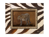 New Zebra Inspiration II Giclee Print by Patricia Pinto