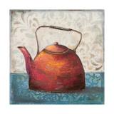Red Pots I Premium Giclee Print by Patricia Quintero-Pinto