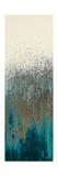 Teal Woods II Premium Giclee Print by Roberto Gonzalez