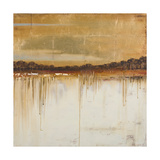 Melting Gold I Giclee Print by Patricia Pinto